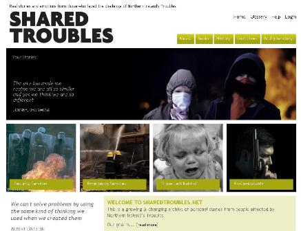 Shared Troubles screenshot