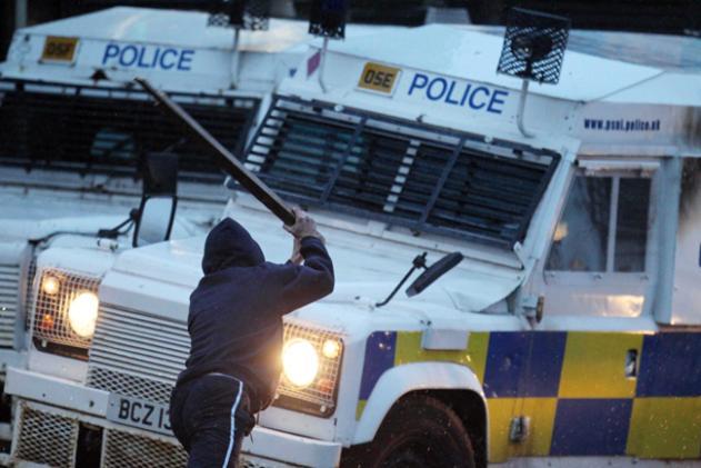 Belfast Telegraph Ardoyne Luglio 2010 10