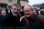 Gerry Adams e Martin McGuinness