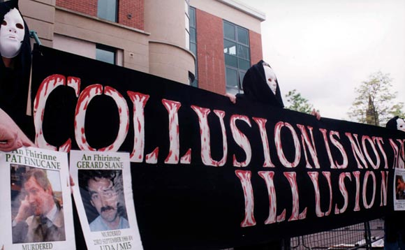 Loughinisland Massacre - Collusion