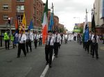 Sinn Fein Easter Commemoration - Dublin