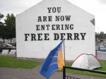Free Brendan Lillis - Derry