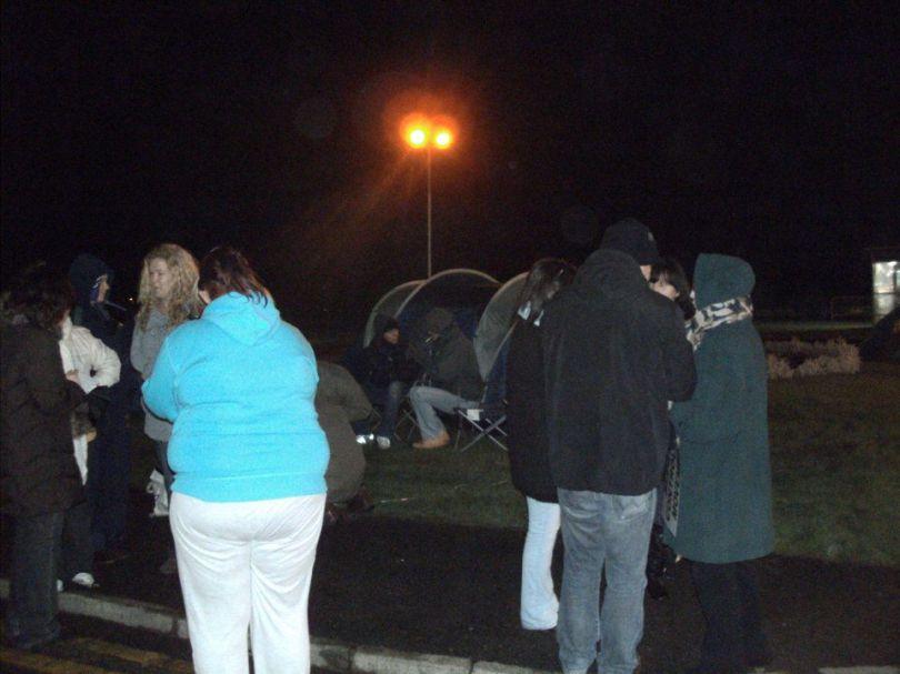 24h Vigil Maghaberry 25-26 November 2011