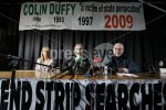 Colin Duffy Presse Conference