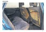 L'interno della Vauxhall Cavalier