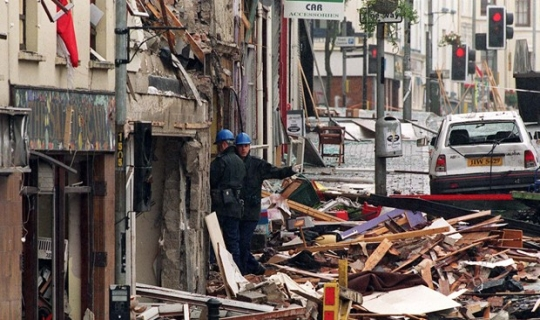 Omagh Bombing header