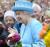 Regina Elisabetta II in visita nel Nord Irlanda