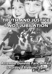 Truth and Justice - Not Jubilation 1