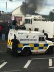 Ardoyne 2012 - riots