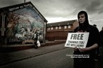 Thomas TA McWilliams Internment protest, Ardoyne luglio 2012 - Andrea Aska Varacalli