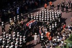 Funeral of Lord Mountbatten, London, Britain - 1979