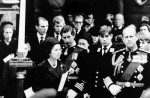 Lord Mountbatten funeral 1979