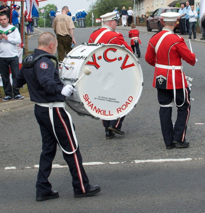 Shankill YCV Band