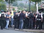 Ardoyne - Apprentice Boys Parade - GARC protest