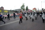 Scontri alla Black Saturday Parade