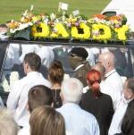 Funerale di Alan Ryan, 8 settembre 2012