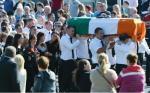 Il funerale di Alan Ryan