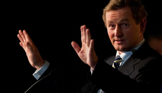 Enda Kenny header