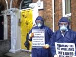 RNU Alliance Protest