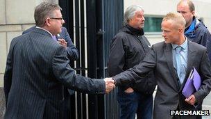 Dowson Bryson Belfast Magistrate's Court
