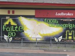 """Derry - """"Benvenuti nel Bogside"""""""