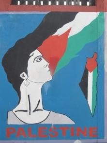 """Derry - """"Free Palestine"""""""