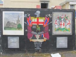 Derry - Rivendicazione Lealista, del nome Londonderry