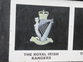 Derry - The Royal Irish Rangers