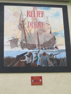 """Derry -""""Liberazione di Derry"""""""