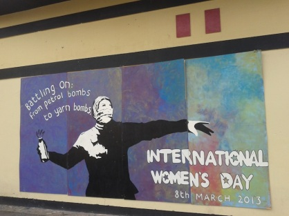 "Derry - ""International womans day 2013"""