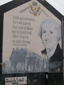 "Derry - ""President George Washington"""