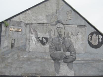 "Derry - ""UDA/UFF Volonteer commemoration"""