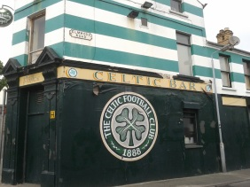 "Derry - ""Celtic Bar"""