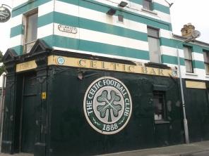 "Derry - ""Celtic Bar"""