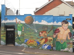 """Belfast - """"Sport Heroes"""""""