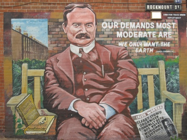 "Befast - ""James Connolly"""