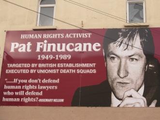 """Belfast - """"Pat Finucane e Rosmary Nelson"""""""