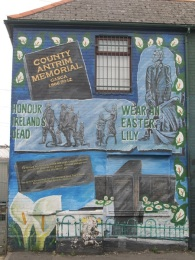 "Belfast - ""Easter Lily dead"""