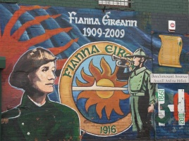 """Belfast - """"Nà Fianna Eireann"""""""