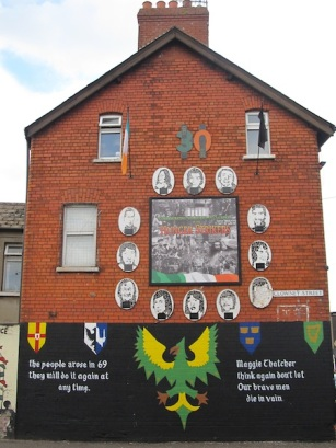 "Belfast - ""30th anniversary Hunger Striker"""