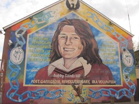 "Belfast - ""Bobby Sand"""