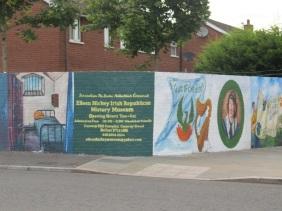 Belfast - Republican museum