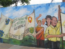 "Belfast - ""Australian support Ireland"""