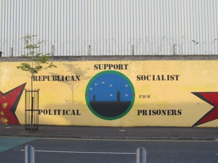 "Belfast - ""Support the Pows"""