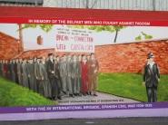 "Belfast - ""Irish in spanish antifascist war"""