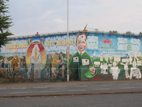 """Belfast - """"Benvenuti a Belfast Ovest"""""""
