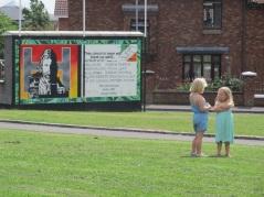 "Belfast - ""Ballymurphy children"""
