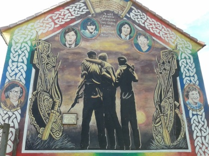 Belfast - O'Neill, Quigley, McCormick and Magee - PIRA