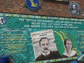 Belfast - James Connolly