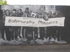 """Belfast - """"Ballymurphy Massacre"""""""